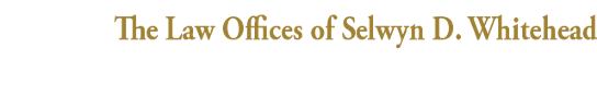 Logo, The Law Offices of Selwyn D. Whitehead - Tax Attorney