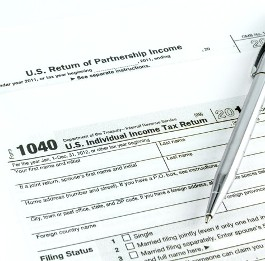 Tax Form - Estate Planning